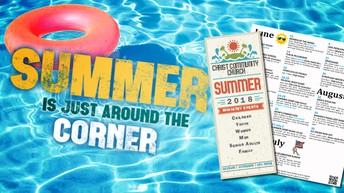Summer Boredom Busters!  Check out what we have to offer this Summer!