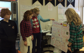 Presenting vocabulary webs