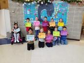 1st Grade Awards