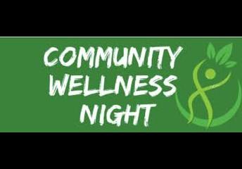 Community Wellness Night - March 9th - 7-9pm - MVHS