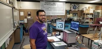 Mr. Marquez Science Department
