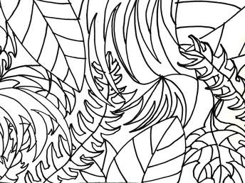 Plant Pattern Design