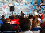 Students Hear from Titans Executives