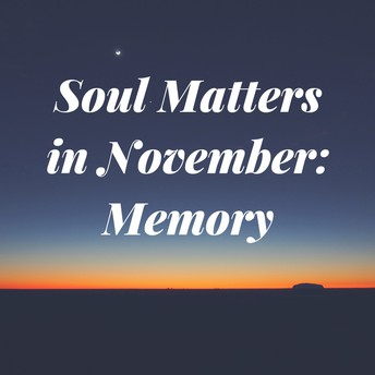 2nd Sunday Lunch and Soul Matters
