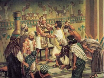 God Helps Joseph Forgive