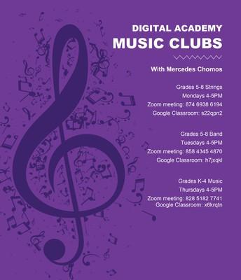 CCSDA Music Club