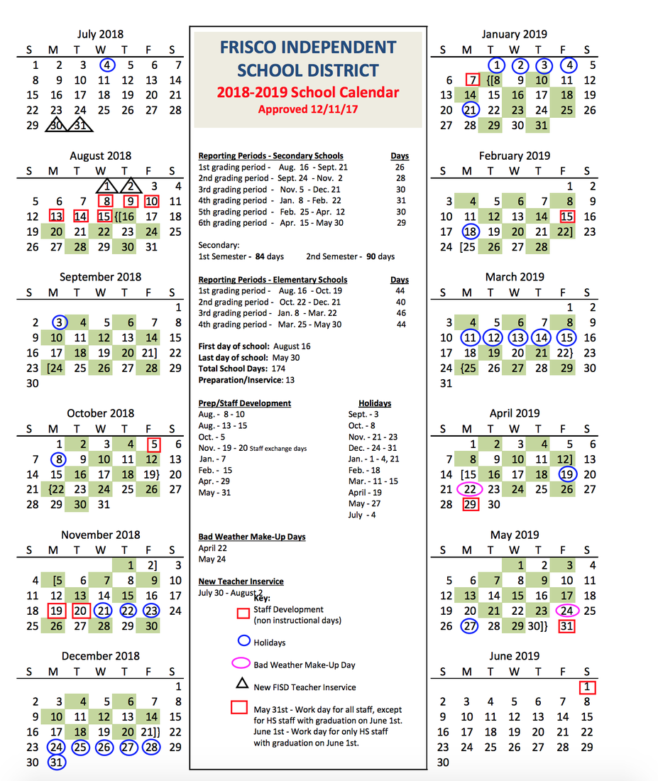 Frisco Isd Calendar.Wakeland Band And Color Guard Smore Newsletters For Business