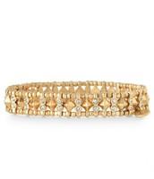 Arrison Stretch Bracelet - Gold