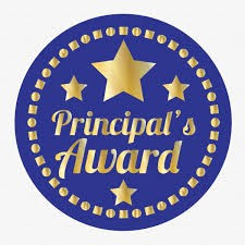 PRINCIPAL AWARDS - WEEK 6