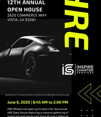 12th Annual HRE Open House