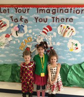 Read Across America / Dr. Seuss's Birthday at Brewster