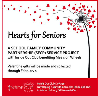 Hearts for Seniors: SFCP with Inside Out Club
