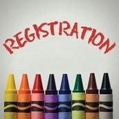 All students must register online!!!