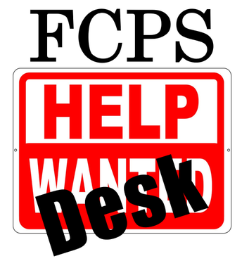 Taking One for the Team - FCPS Help Desk