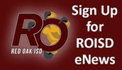 Sign Up for ROISD eNews