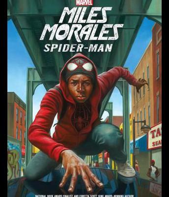 Miles Morales: Spider Man by Jason Reynolds