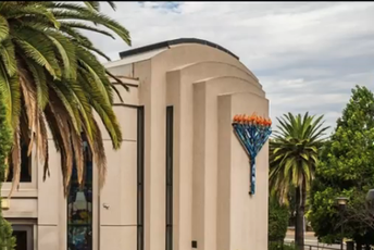 WE STAND WITH SAN DIEGO AND THE CHABAD SYNAGOGUE