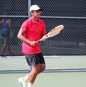 Atharva Nijasure Advances to Boys' 16s SCMZ Doubles Final