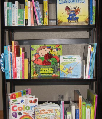 Maybe you already have a great collection of books at home.