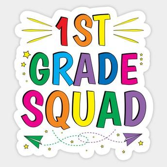 1st Grade Schedules