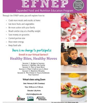 Nutrition Classes - Burges High School
