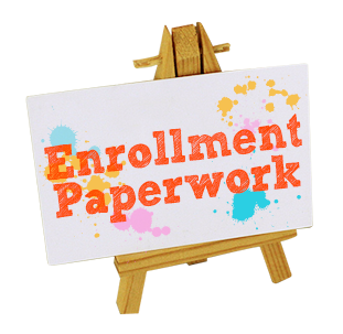 Please Complete and Turn-in Enrollment Paperwork