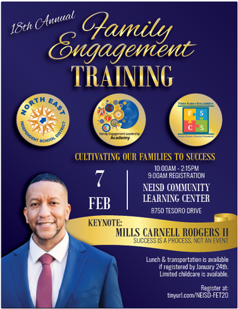 18th Annual Family Engagement Training