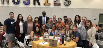 State of the Board Event on 10/16-Thank you, Parents for Attending!