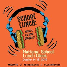 National School Lunch Week!