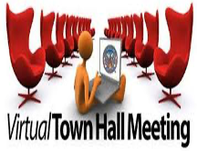 Town Hall Meeting School Updates-Tuesday, March 23rd