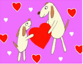 Show your love and affection on Valentine's Day!