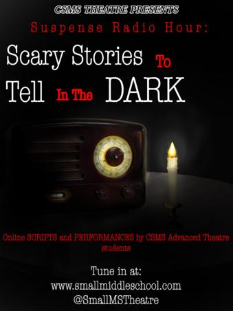 Theatre Class Spooky Radio Project