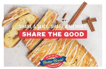 Butter Braid Pastry Sale Ends Tomorrow!