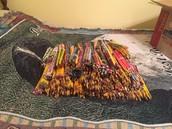 Pencils, Pencils, and More Pencils!