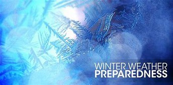 Winter Has Arrived; Let's Be Proactive!