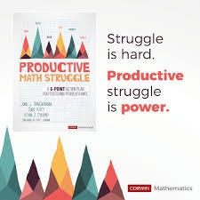 Learning By Doing with John SanGiovanni's Book Productive Math Struggle: A 6-Point Action Plan for Fostering Perseverance