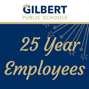 25 Year Employee Celebration