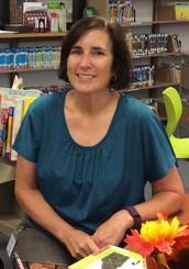 Mrs. Thomas, Media Specialist