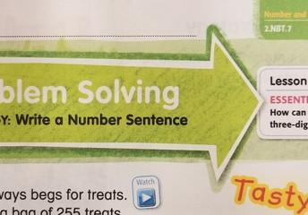Math: Lesson 8