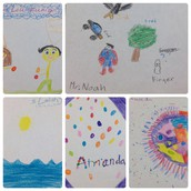 4th grade Creations