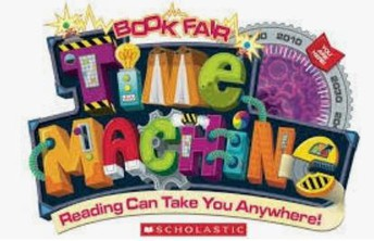 BCE Fall Book Fair - Time Machine