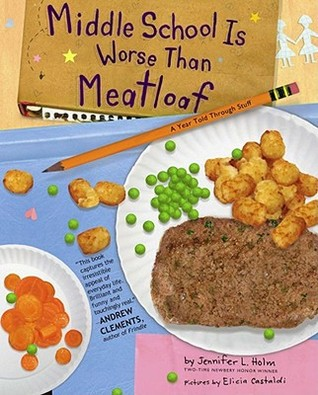 Did you like Smile? Then try Middle School Is Worse Than Meatloaf by Jennifer Holm!