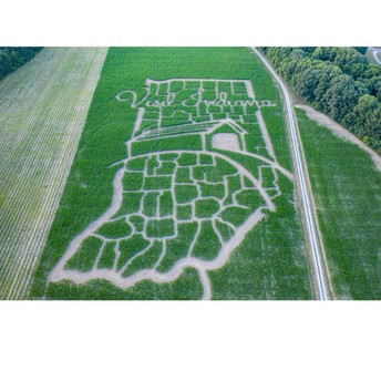 Oak Hill Corn Maze
