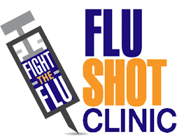 Student Flu Clinic at OGE on  Monday, October 5th