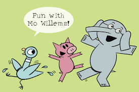 Author Study-Mo Willems