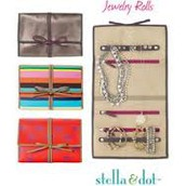 Bring It Jewelry Roll (Metallic only)