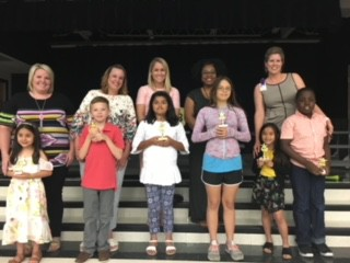 Principal's Star Award Recipients