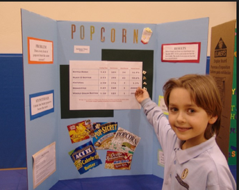 It's time for Science Fair!