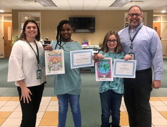 Congratulations to our yearbook cover winners!