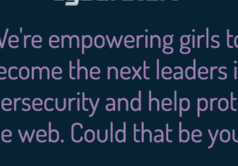 Girls Go Cyber